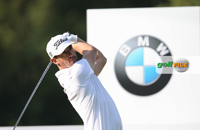 Wade Ormsby (AUS) during Round Two of the 2015 BMW International Open at Golfclub Munchen Eichenried, Eichenried, Munich, Germany. 26/06/2015. Picture David Lloyd | www.golffile.ie