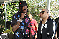 BEVERLY HILLS, CA - JUNE 22: 2 Chainz and DJ Envy at  The Def Jam Recordings BETX celebration at Spring Place Beverly Hills in partnership with Puma, Courvoisier, Beats and Heineken on June 22, 2019 in Beverly Hills, California.  Credit: Walik Goshorn/MediaPunch