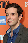 "Michael Urie during the Second Stage Theater presents ""Grand Horizons"" at the Marquis Hotel on December 11, 2019 in New York City."