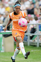 Natasha Kia...Saint Louis Athletica defeated Sky Blue FC 1-0 at Anheuser-Busch Soccer Park, Saint Louis, MO.