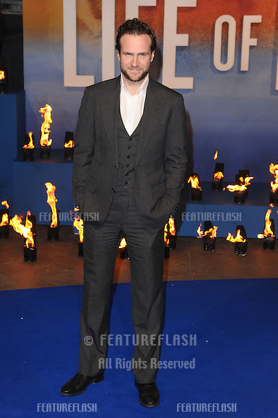 "Rafe Spall arriving for the ""Life of Pi"" premiere at the Empire, Leicester Square, London. 03/12/2012 Picture by: Steve Vas / Featureflash"