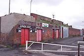 23/06/2000 Blackpool FC Bloomfield Road Ground..Kop visitor entrance.....© Phill Heywood.