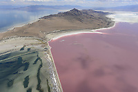 Great Salt Lake. June 2012