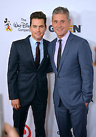 BEVERLY HILLS, CA. October 21, 2016: Actor Matt Bomer &amp; husband Simon Halls at the 2016 GLSEN Respect Awards, honoring leaders iin the fight against bullying &amp; discrimination in schools, at the Beverly Wilshire Hotel.<br /> Picture: Paul Smith/Featureflash/SilverHub 0208 004 5359/ 07711 972644 Editors@silverhubmedia.com