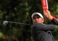 S.S.P Chawrasia (IND) on the 3rd tee during Round 4 of Made in Denmark at Himmerland Golf &amp; Spa Resort, Farso, Denmark. 27/08/2017<br /> Picture: Golffile | Thos Caffrey<br /> <br /> All photo usage must carry mandatory copyright credit     (&copy; Golffile | Thos Caffrey)