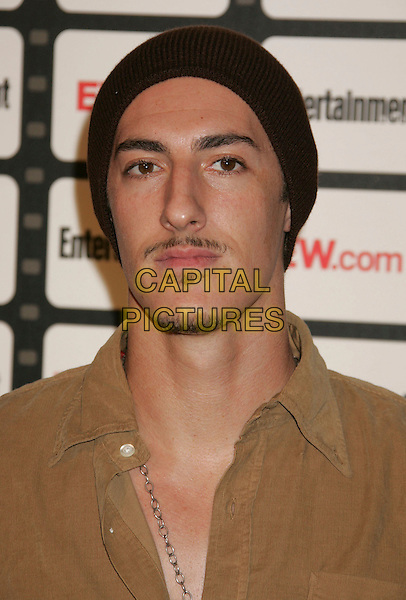 ERIC BALFOUR.Entertainment Weekly Magazine Celebrates The 2006 Photo Issue Party held at Quixote Studios, Hollywood, California , USA, 04 October 2006..portrait headshot hat.Ref: ADM/RE.www.capitalpictures.com.sales@capitalpictures.com.©Russ Elliot/AdMedia/Capital Pictures.