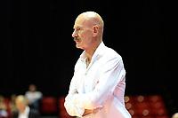 GRONINGEN - Basketbal, Nederland - Roemenie, WK kwalificatie 2019, Martiniplaza, 28-06-2018 Toon van Helfteren