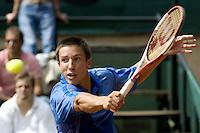 19-8-07, Amsterdam, Tennis, Nationale Tennis Kampioenschappen 2007, Igor Sijsling
