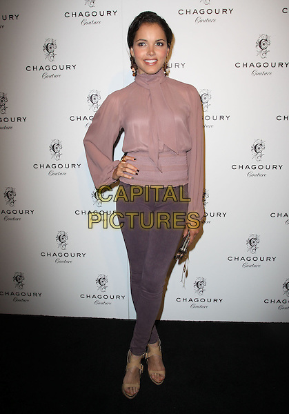 Fashion Designer Gilbert Chagoury First Ever Runway Show Capital Pictures