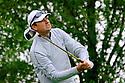 Jake Roos (RSA), European Challenge Tour, Kazakhstan Open 2014, Zhailjau Golf Club, Almaty, Kazakhstan. (Picture Credit / Phil Inglis)
