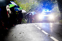 Picture by Alex Whitehead/SWpix.com - 10/09/2017 - Cycling - OVO Energy Tour of Britain - Stage 8, Worcester to Cardiff - police.