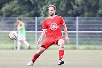 Robin Frisch (Biebesheim) - Büttelborn 27.08.2017: SKV Büttelborn vs. SV Olympia Biebesheim