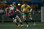 Tradition YCAC vs Classic Wallabies during their Pool D match as part of the GFI HKFC Rugby Tens 2017 on 05 April 2017 in Hong Kong Football Club, Hong Kong, China. Photo by Marcio Rodrigo Machado / Power Sport Images