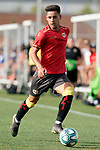 Rayo Vallecano's Alex Moreno during friendly match. July 13,2018. (ALTERPHOTOS/Acero)