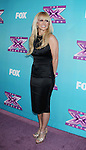 LOS ANGELES, CA - DECEMBER 17: Britney Spears  attends  'The X Factor' season finale press conference at CBS Studios on December 17, 2012 in Los Angeles, California.