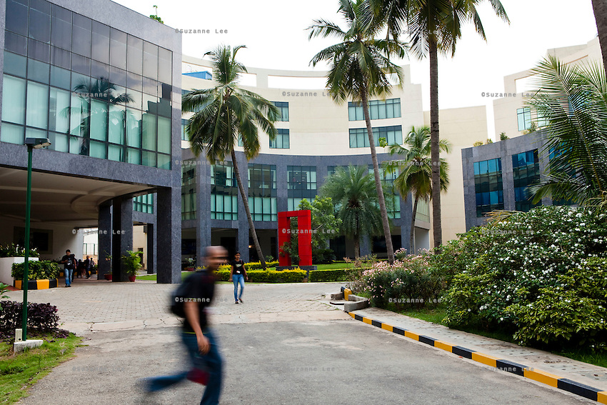 "Mindtree + Getronics, - Bengaluru, Karnataka, India.Nestled in a green zone, aptly named Global Village in Bangalore, the Mindtree-Getronics provides a 24x7 solution. Mindtree, the Indian associates of Getronics have their headquarters in Bangalore and branch offices in Hyderabad, Chennai and Pune. Mindtree is a young company, ""young at heart, "" says Parthasarathy, the President and CEO - Infrastructure Management Services. .93% of Mindtree's revenues are generated from outside the country.  Mindtree provides application and maintenance for Getronics. The 350 odd team of IT engineers work 8.5 hours a day, and an extra 30 minutes is allocated for the shift transfer. The usual day for a consultant begins with checking the emails, filling time sheets etc. The employees working at Mindtree-Gentronics work on issues generated as legends and work on tickets (both major and minor tickets). A minor ticket can take an average of 30 mins to close whereas a major ticket can be closed between 4 hours to 2 days. ""The work mainly involves communication with Getronics and co-ordination with Mindtree team here in India,"" says Sreekanth B.G. from the DCIS (Data Centre and Infrastructure Support) team and further adds, ""fridays and weekends are less hectic as we have less tickets, we plan for joytronics, our in-house fun team where we plan for games like cricket and football and celebrate our colleagues' birthdays etc."".""Working in Mindtree-Getronics is great experience, individual attention given to us by our seniors and enables us in rapid professional growth, says Souharda Rudrappa. Sreekanth confirms and adds,""...moreover, you grow with the company that is growing as well...and that's bound to happen when you have good leadership."".Mindtree works on the concept of C.L.A.S.S. - Caring. Learning. Achieving. Sharing. Social Responsibility and the people working at Mindtree-Getronics strongly agree with the concept. The Mindtree logo was designed in collaboration with the"
