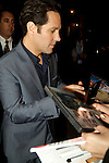 "PAUL RUDD. Signing Autographs at the World Premiere of ""How Do You Know"" at the Regency Village Theatre. Los Angeles, CA, USA. December 13, 2010. ©CelphImage"