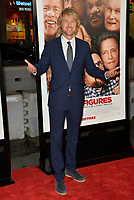 Owen Wilson at the world premiere of &quot;Father Figures&quot; at the TCL Chinese Theatre, Hollywood, USA 13 Dec. 2017<br /> Picture: Paul Smith/Featureflash/SilverHub 0208 004 5359 sales@silverhubmedia.com