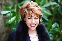 Kathy Lette,Australian author  at Christchurch College at The Oxford Literary Festival 2010.CREDIT Geraint Lewis