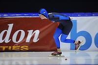 SCHAATSEN: HEERENVEEN: 29-11-2014, IJsstadion Thialf, KNSB trainingswedstrijd, Rianne Jorritsma, ©foto Martin de Jong
