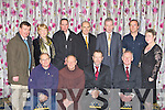 Award winners at the Killarney Looking Good categories in the Dromhall Hotel Killarney on Friday night front row l-r: Tomas Fleming, Br. Sean, Sean Kelly MEP, Mick Leahy. Back row: Cllr John Sheahan, Kathleen Foley, John O'Sullivan, Terence Mulcahy, Tony Moore, Sean O'Donoghue and Bernie Moore