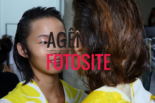 Milao, It&aacute;lia &sbquo;09/2014 - Desfile de Marni durante a Semana de moda de Milao  -  Verao 2015. <br /> <br /> Foto: FOTOSITE