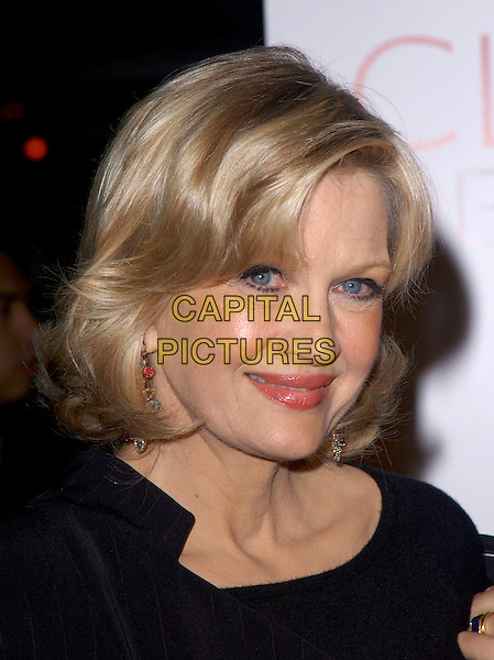 "DIANE SAWYER.Attends The Columbia Pictures' Premiere of ""Closer"" held at The Mann Village Theatre in Westwood, California, USA, November 22nd 2004.portrait headshot.Ref: DVS.www.capitalpictures.com.sales@capitalpictures.com.©Debbie VanStory/Capital Pictures ."