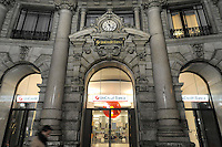 - Milan, headquarters of Unicredit bank in Cordusio square<br /> <br /> - Milano sede centrale della banca Unicredit  in piazza Cordusio