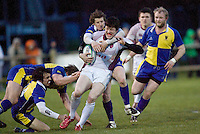 Rugby Union - Selection