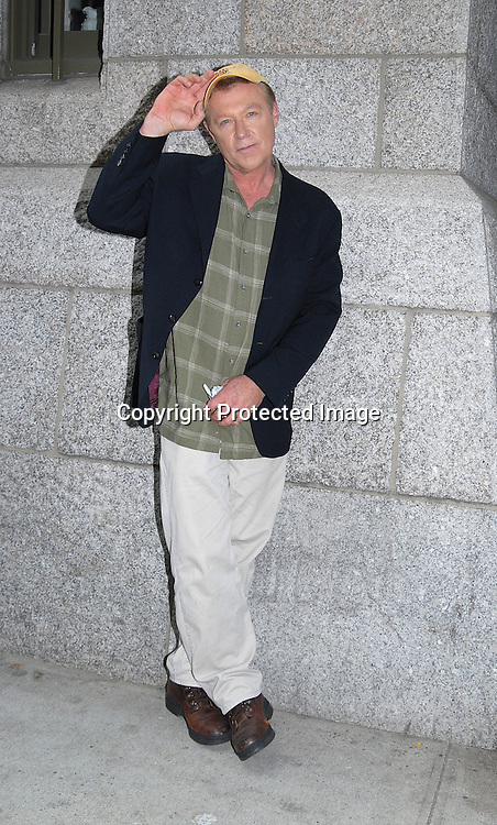 Jerry verDorn..outside One Life to Live on September 21, 2007 in New York City.  Timbaland was performing on the show. .. Photo by Robin Platzer, Twin Images......212-935-0770