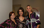 Divas - Kathy Brier - Bobbie Eakes - Kassie DePaiva at the 5th Annual Rock show for charity to benefit the American Red Cross on October 9, 2009 at the American Red Cross Headquarters, New York City, New York. (Photos by Sue Coflin/Max Photos)