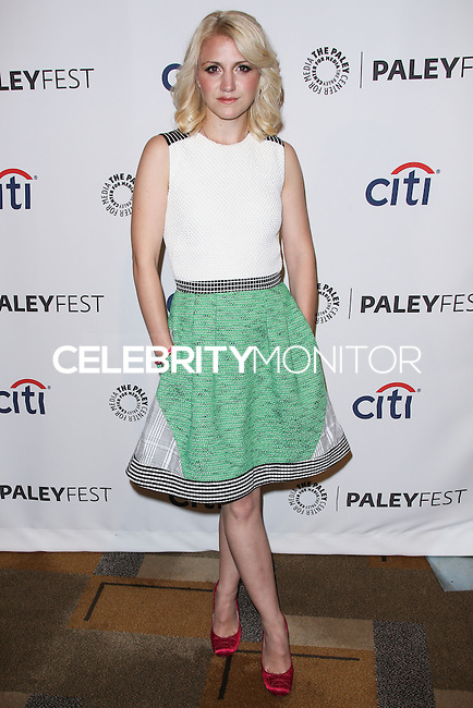 "HOLLYWOOD, LOS ANGELES, CA, USA - MARCH 24: Annaleigh Ashford at the 2014 PaleyFest - ""Masters of Sex"" held at Dolby Theatre on March 24, 2014 in Hollywood, Los Angeles, California, United States. (Photo by Celebrity Monitor)"