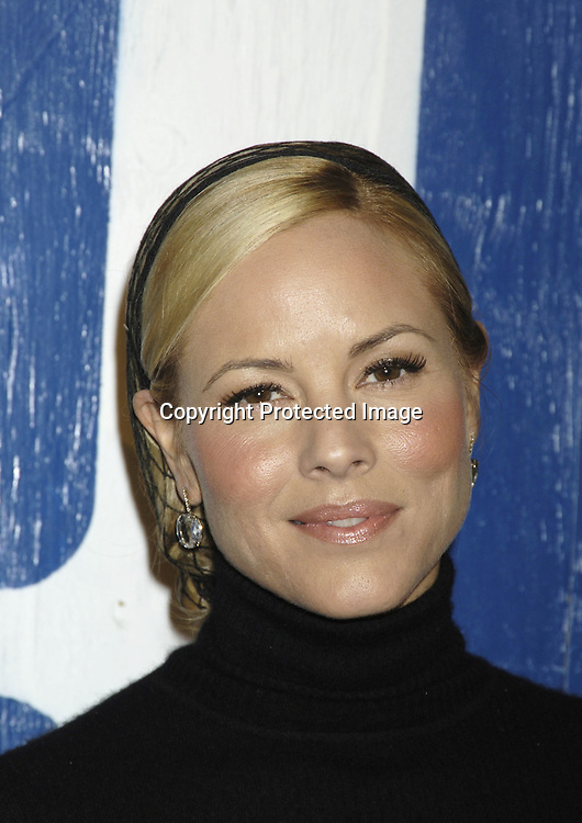 Maria Bello ..at The IFP's 15th Annual Gotham Awards on November 30, 2005 at Pier Sixty. ..photo by Robin Platzer, Twin Images