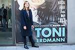 "German director Maren Ade during the presentation of the film ""Toni Erdmann"" in Madrid, Spain. January 17, 2017. (ALTERPHOTOS/BorjaB.Hojas)"
