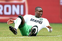 Khouma Babacar of Sassuolo <br /> Genova 03-02-2019 Stadio Marassi, Football Serie A 2018/2019 Genoa - Sassuolo   <br /> Foto Image Sport / Insidefoto