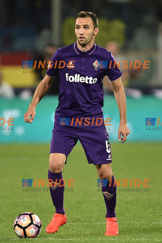 Milan Badelj Fiorentina <br /> Firenze 25-09-2016  Stadio Artemio Franchi <br /> Campionato Serie A Fiorentina - Milan <br /> Foto Andrea Staccioli / Insidefoto