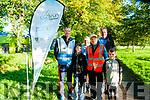 Listowel Park Run : Taking part in the Listowel Park Run on Saturday morning last were Robbie Larkin Paddy Larkin, Cyrene O'Carroll, Joan Keane, Shane |McAuliffe & Alex O'Carroll.