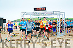 At the Start of the Maharees Brandon Bay Half Marathon on Saturday