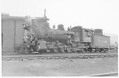 K-37 #492 parked in yard.<br /> D&amp;RGW