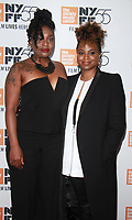 NEW YORK, NY October 12, 2017Tamar-Kali. Dee Rees, attend 55th NYFF present  premiere of Mudbound  at Alice Tully Hall in New York October 12,  2017. Credit:RW/MediaPunch