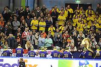 SCHAATSEN: HEERENVEEN: IJsstadion Thialf, 27-12-2014, NK Allround, Publiek, ©foto Martin de Jong