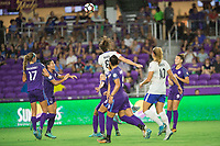 Orlando, FL - Saturday September 02, 2017: Julie King during a regular season National Women's Soccer League (NWSL) match between the Orlando Pride and the Boston Breakers at Orlando City Stadium.