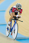 To Cheuk Hei of the SCAA competes in Men Elite - Individual Pursuit Qualifying during the Hong Kong Track Cycling National Championship 2017 on 25 March 2017 at Hong Kong Velodrome, in Hong Kong, China. Photo by Chris Wong / Power Sport Images