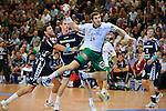 Handball 1.Bundesliga Herren 2011/2012 Frisch Auf Göppingen - SG Flensburg-Handewitt