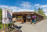 Yukon Quest Headquarters in Interior Alaska's golden heart city of Fairbanks, Alaska