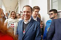 FOZ DO IGUAÇU, PR, 21.04.2017 – LIDE - 16º Fórum Empresarial Foz do Iguaçu –  João Doria, prefeito de São Paulo, durante o 16º Fórum Empresarial Foz do Iguaçu, na manhã desta sexta-feira (21). (Foto: Paulo Lisboa/Brazil Photo Press)