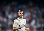 Gareth Bale of Real Madrid celebrates during the La Liga 2018-19 match between Real Madrid and Getafe CF at Estadio Santiago Bernabeu on August 19 2018 in Madrid, Spain. Photo by Diego Souto / Power Sport Images