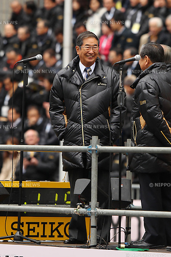 Shintaro Ishihara, .FEBRUARY 26, 2012 - Marathon : .Tokyo Marathon 2012 .in Tokyo, Japan. .(Photo by YUTAKA/AFLO SPORT) [1040]