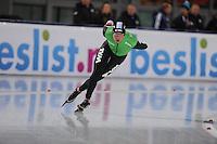 SCHAATSEN: AMSTERDAM: Olympisch Stadion, 01-03-2014, KPN NK Sprint/Allround, Coolste Baan van Nederland, Sven Kramer, ©foto Martin de Jong