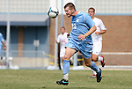 06 September 2009: UNC's Drew McKinney. The University of North Carolina Tar Heels defeated the Evansville University Purple Aces 4-0 at Fetzer Field in Chapel Hill, North Carolina in an NCAA Division I Men's college soccer game.